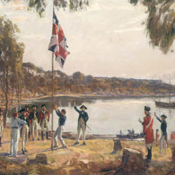 British Colonization of Australia